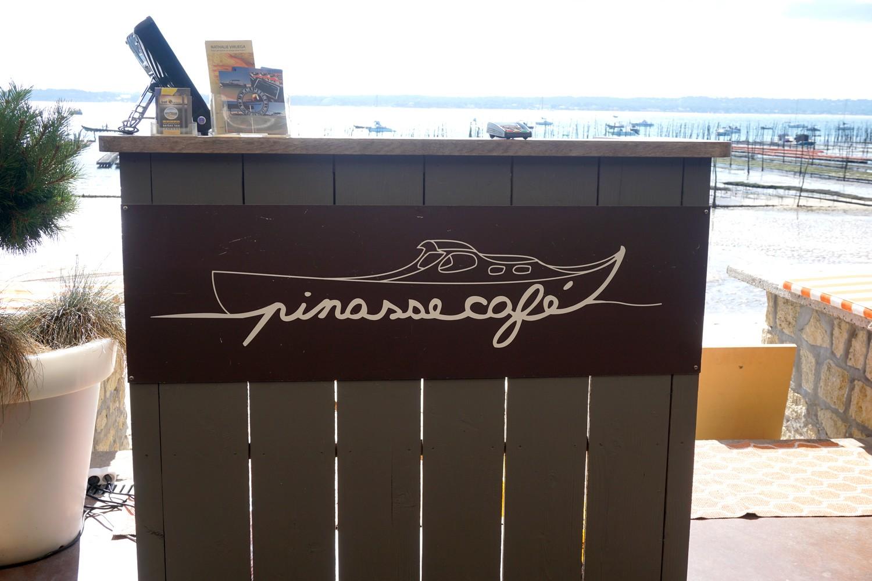 pinasse café cap ferret bélisaire restaurant gastronomique blog voyage tourisme