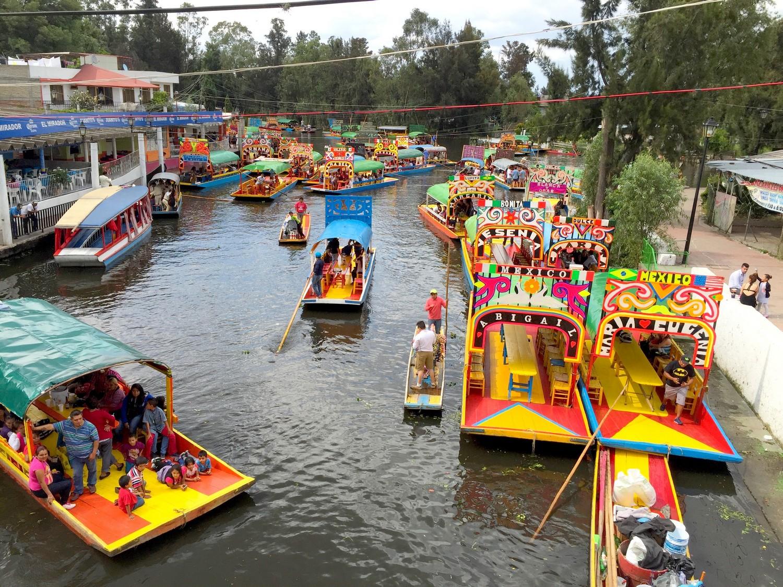 road-trip-mexique-mexico-parc-touristique-xochimilco-blog-voyage