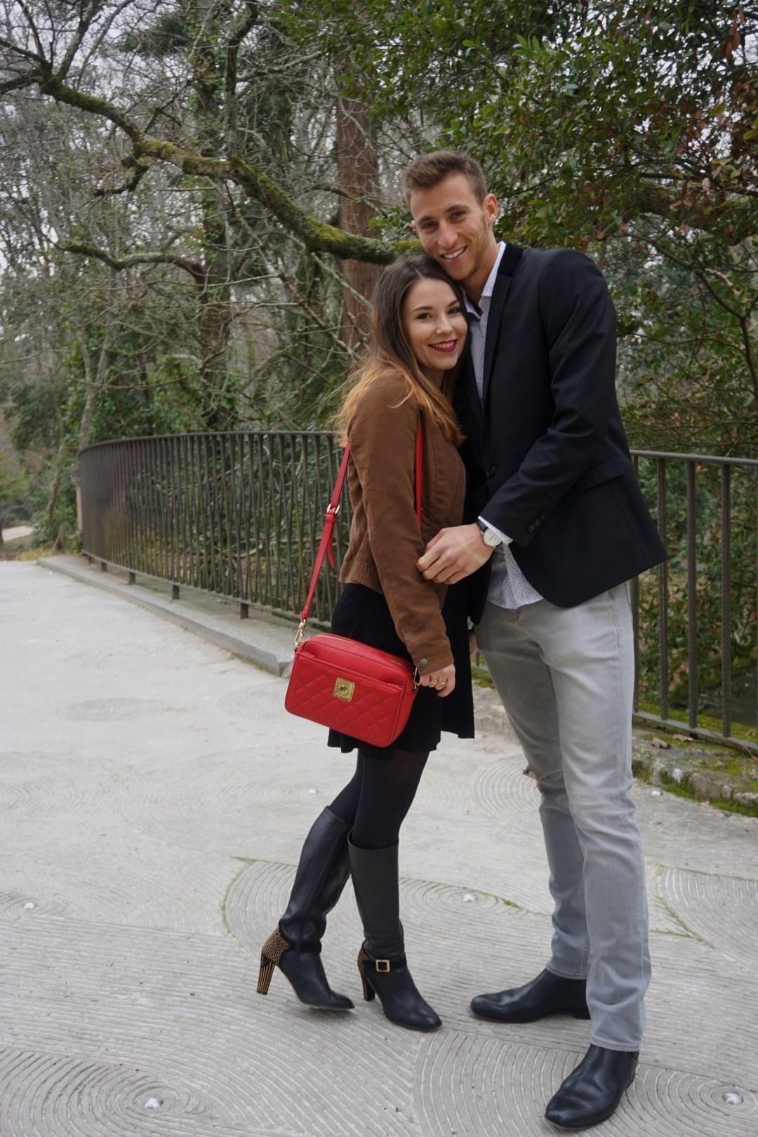 LOOK DE COUPLE POUR LA SAINT VALENTIN PARC MAJOLAN EYSINES BLOG BORDEAUX MODE CORSE 04
