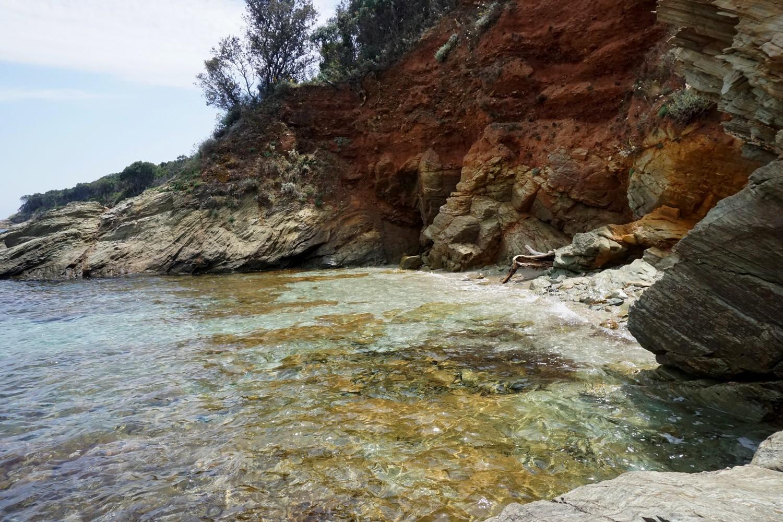 CRIQUE CAP CORSE CACHEE BLOG VOYAGE TOURISME BONNES ADRESSES PLAGE EAU TURQUOISE SANS TOURISTES 15