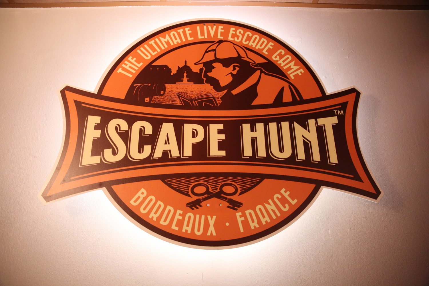 ESCAPE HUNT BORDEAUX ON TESTE L'ESCAPE GAME ! BLOG BONNES ADRESSES COUPLE BLOGUEUR LIFESTYLE 01