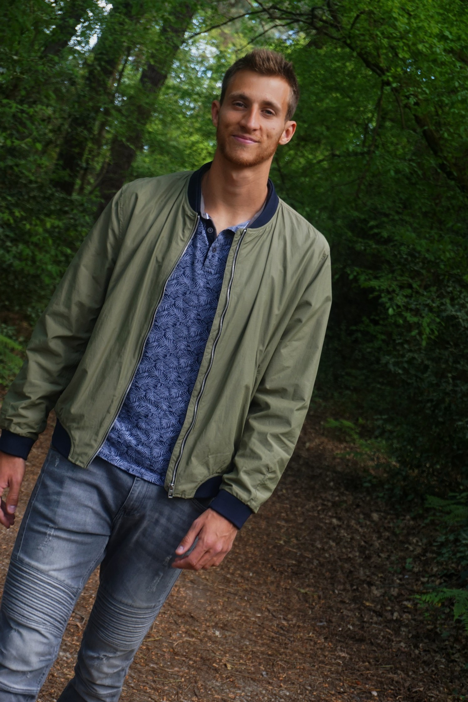 LOOK SPORTWEAR CHIC HOMME BOMBER ZARA PRINTEMPS BLOG BORDEAUX MODE LIFESTYLE 10