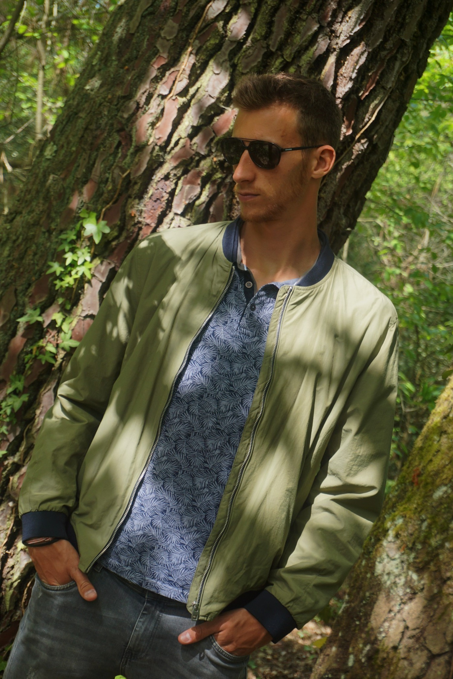LOOK SPORTWEAR CHIC HOMME BOMBER ZARA PRINTEMPS BLOG BORDEAUX MODE LIFESTYLE 13
