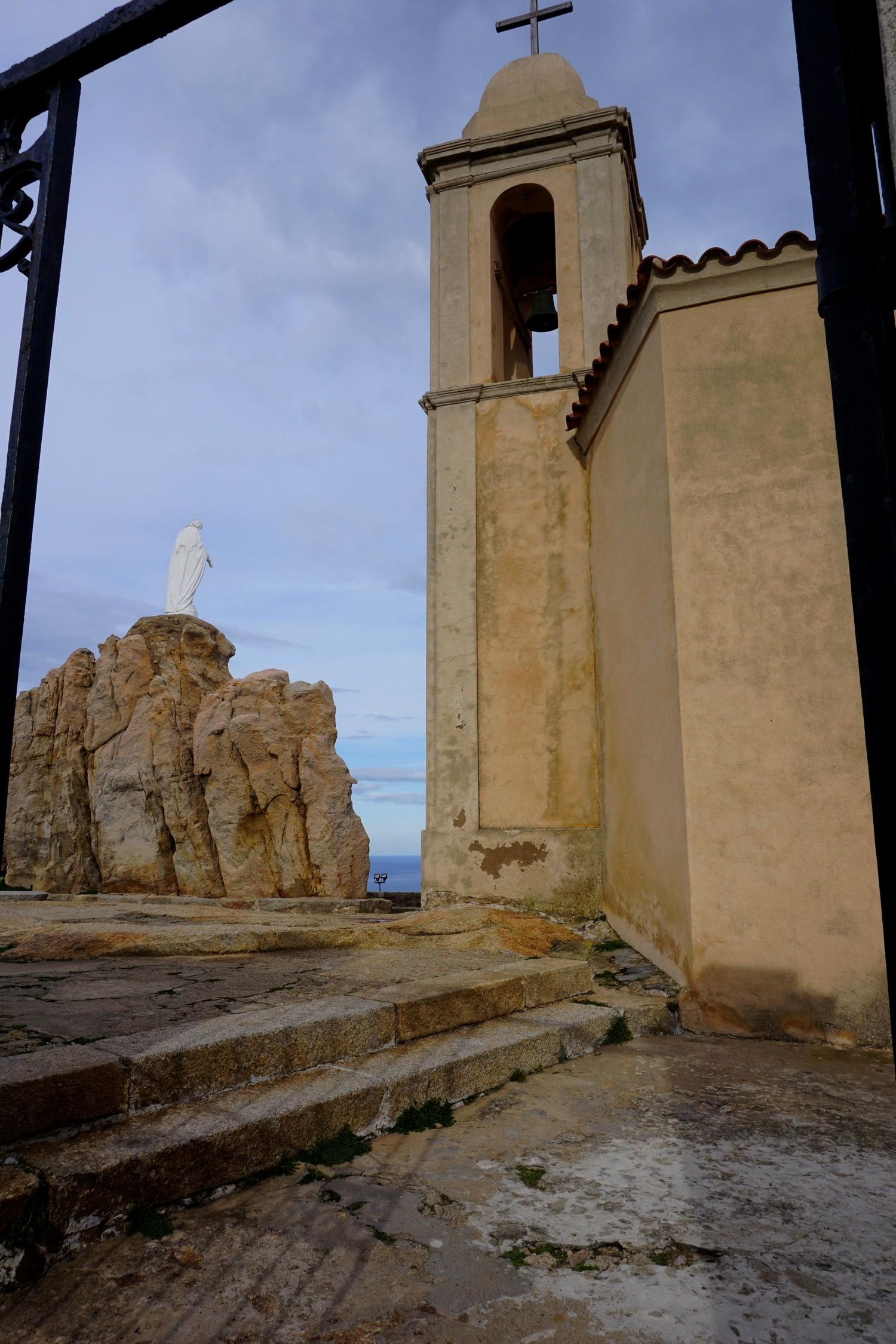 NOTRE DAME DE LA SERRA BAIE DE CALVI PANORAMIQUE BLOG VOYAGE TOURISME CORSE CORSICA COUPLE ROAD TRIP 12