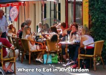 amsterdam eating