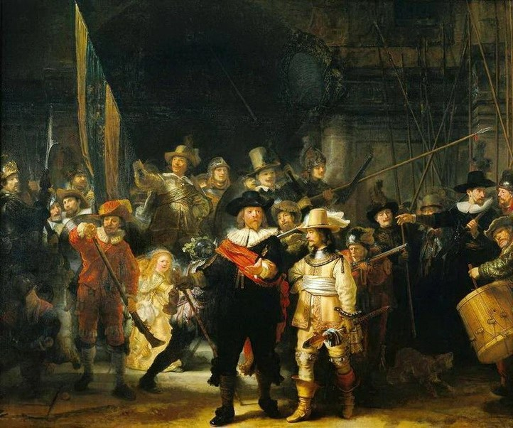Image result for The Night Watch