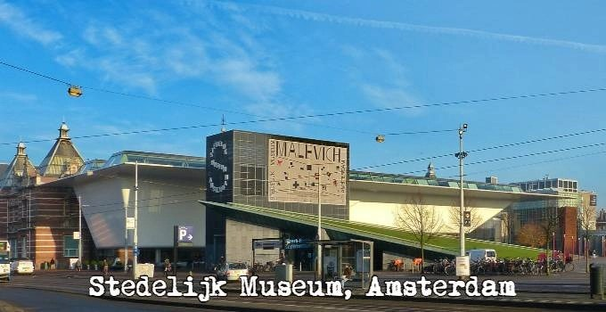 Stedelijk Museum Amsterdm