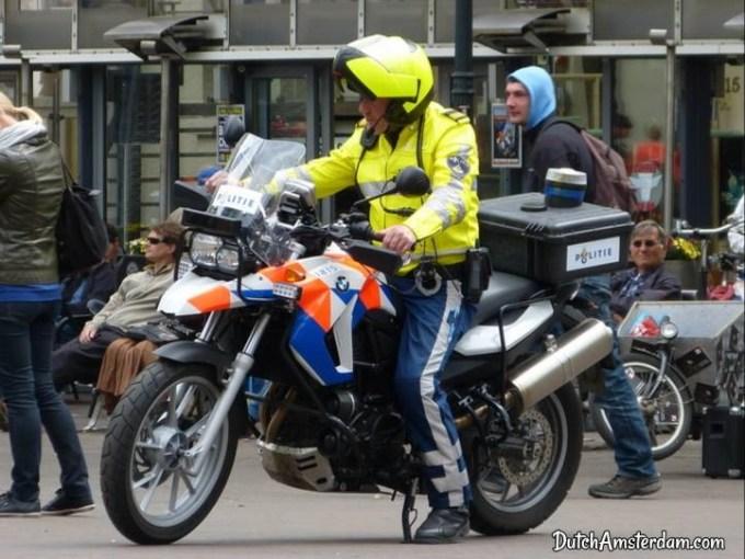 police amsterdam