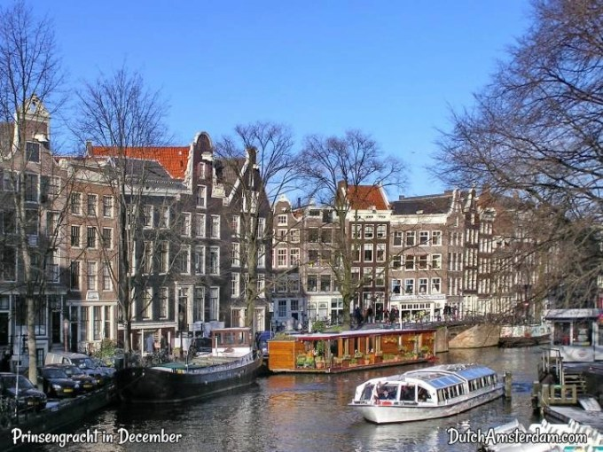 Prinsengracht canal Amsterdam