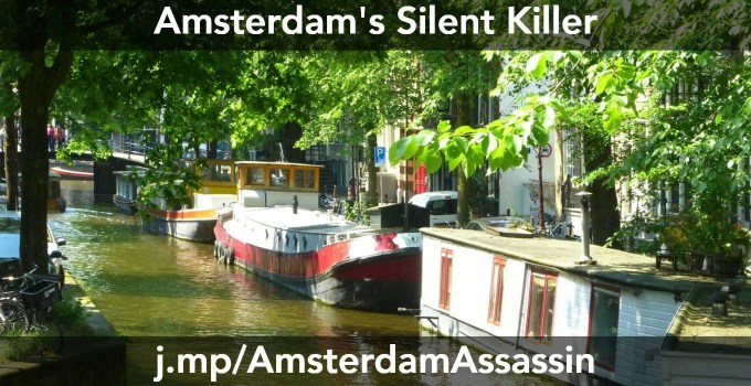 Why people drown in Amsterdam canals