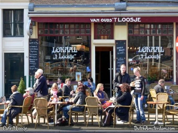 Loosje pub, Amsterdam