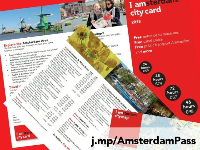i amsterdam city card included