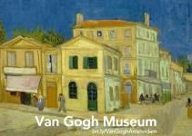 Van Gogh's Yellow House