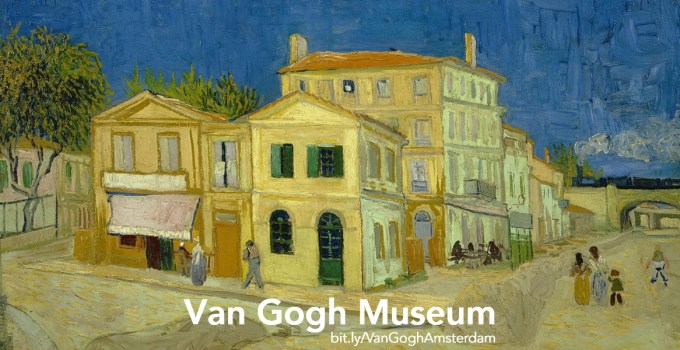 Van Gogh's Yellow House