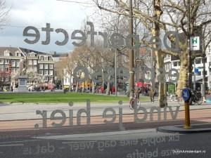 Starbucks at Rembrandtplein in Amsterdam