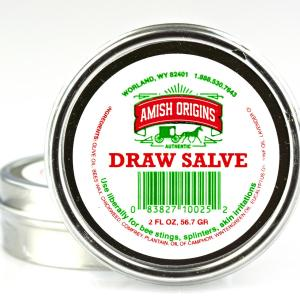 Draw Salve 2oz