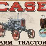 CASE TRACTOR-CC HIGH
