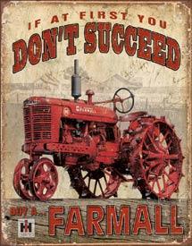 FARMALL- SUCCEED