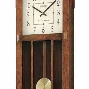 Mission Pendulum Wall Clock