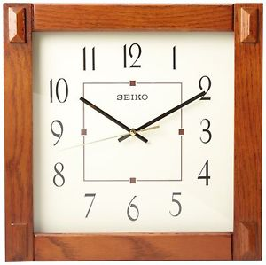 Mission Wall Clock