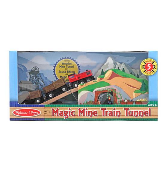 Magic Mine Train Tunnel - Dutch Country General Store