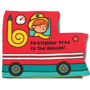 Firefighter Fred to the Rescue!