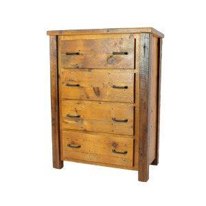 Four-Drawer Dresser