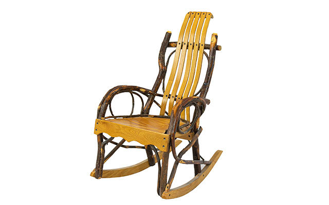 Child's Rocking Chair Front