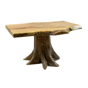 Coffee Table (Single Stump Sycamore)