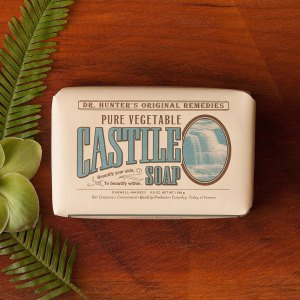 Dr. Hunter Castile Soap Bar