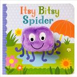 Incy Wincy Spider Chunky Book by House of Marbles