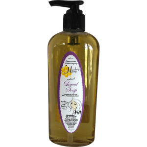 Honey Liquid Soap Relaxing Lavender & Tea Tree