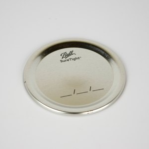 Ball Canning Lid Regular Mouth 12ct