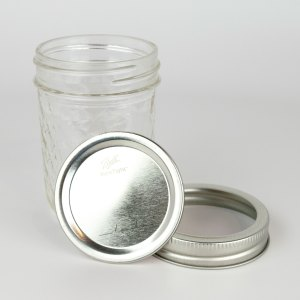 Ball Canning Jars 1 dozen Regular Mouth Quilted Jelly Jars 8oz