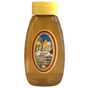 Raw Unprocessed Wildflower Honey