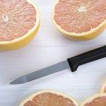 Grapefruit Knife Black