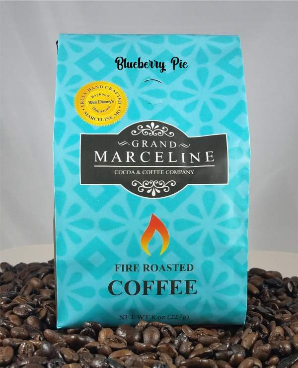 Grand Marceline Blueberry Pie Ground Coffee