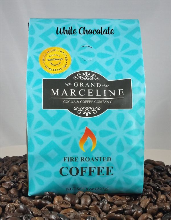 Grand Marceline White Chocolate Ground Coffee