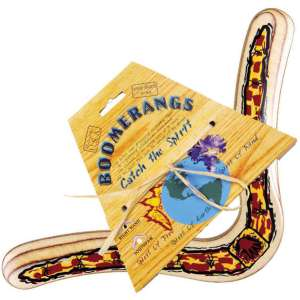 Boomerang - Spirit of Fire