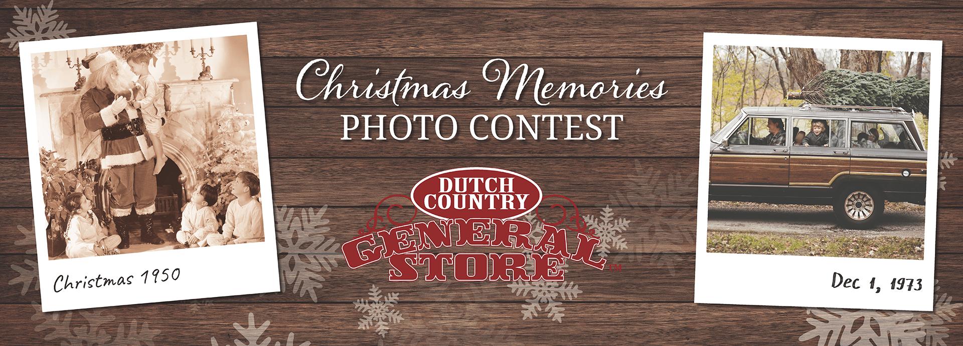 Christmas Memories Photo Contest 2020