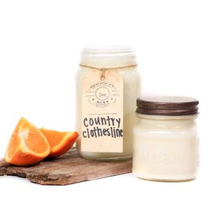Whiskey Boat Goods Candle - Country Clothesline