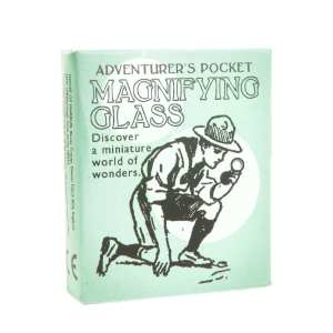 Adventurer's Magnifying Glass by House of Marbles