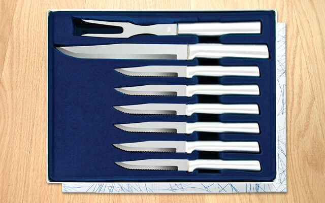 Meat Lover's Set Silver