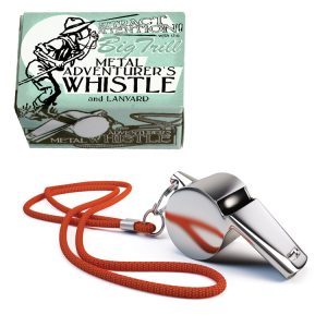 Adventurer's Whistle by House of Marbles