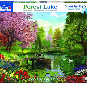 Forest Lake Puzzle