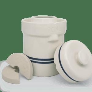 Ohio Stoneware Water Seal Fermentation Crock