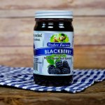 Blackberry Fruit Spread