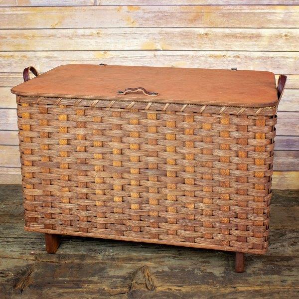 blanket-basket-with-lid-brown-m-1