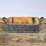 Bread Basket Gray