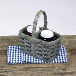 Jelly Basket Gray